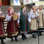 празднование Масленицы в Сковородиновке