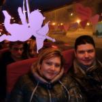 Влюбленные путешествуют по Харькову