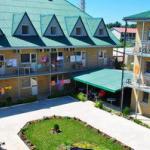 Пальмира-люкс отель в Железном порту Черное море