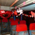 Романтическое путешествие по Харькову на автобусе